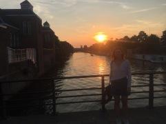 Amsterdam Sunsets.
